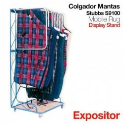 COLGADOR PARA MANTAS (EXPOSITOR) S9100