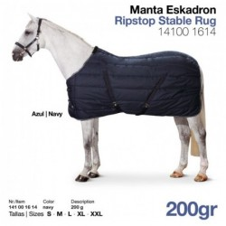 MANTA ESKADRON RIPSTOP STABLE RUG 14100 1614 200gr