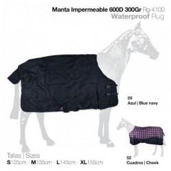 MANTA IMPERMEABLE 600D 300gr RG-4100