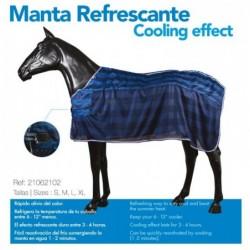 MANTA REFRIGERACIÓN COOLING WEAR AZUL