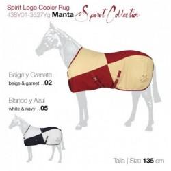 MANTA SPIRIT COLLECTION BEIGE/GRANATE