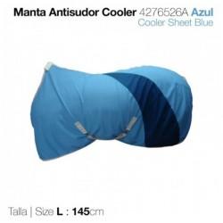 MANTA ANTISUDOR COOLER 4276526A AZUL L