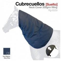 MANTA/CUBRECUELLOS SUELTO RG-6559 AZUL