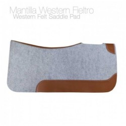 MANTILLA WESTERN FIELTRO CL-3043