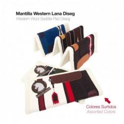 MANTILLA WESTERN LANA DISEG SS00059
