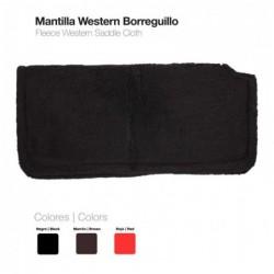 MANTILLA WESTERN BORREGUILLO 1042