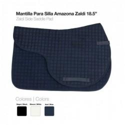 MANTILLA PARA SILLA AMAZONA ZALDI 18.5