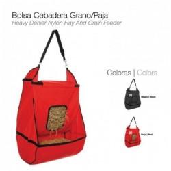 BOLSA CEBADERA GRANO/PAJA 60038
