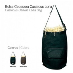 BOLSA CEBADERA CASTECUS LONA