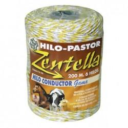 Hilo Conductor Blanco – Amarillo