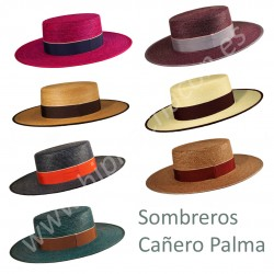 SOMBRERO CAÑERO PALMA