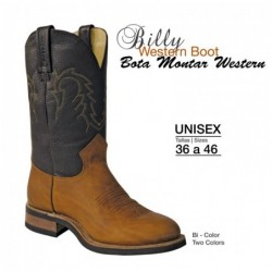 BOTA MONTAR WESTERN BILLY BOOTS AB00103