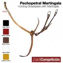 PECHOPETRAL MARTINGALA ZALDI COMPETICIÓN