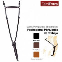 PECHOPETRAL PORTUGUÉS ZALDI EXTRA TRABAJO