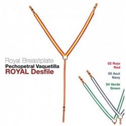PECHOPETRAL VAQUETILLA ROYAL DESFILE