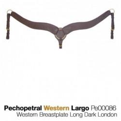 PECHOPETRAL WESTERN LARGO PE00086