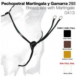 PECHOPETRAL MARTINGALA Y GAMARRA 293