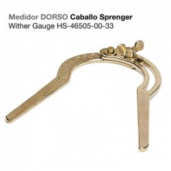 MEDIDOR DORSO CABALLO SPRENGER HS-46505-000-33