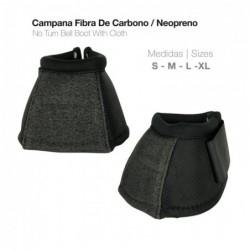 CAMPANA FIBRACARBONO/NEOPRENO TP-2543DN
