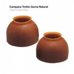 CAMPANA TROTÓN GOMA NATURAL 1237