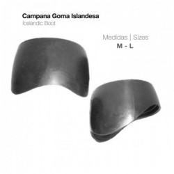 CAMPANA GOMA ISLANDESA 42020