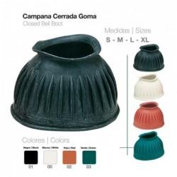 CAMPANA CERRADA GOMA