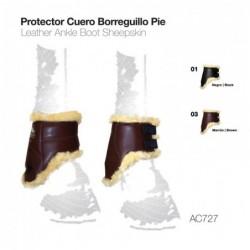 PROTECTOR CUERO BORREGUILLO PIE GP520S