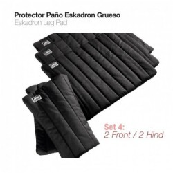 PROTECTOR PAÑO ESKADRON GRUESO 64500 4107 NEGRO