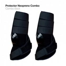 PROTECTOR NEOPRENO COMBO TN-3518L-K NEGRO