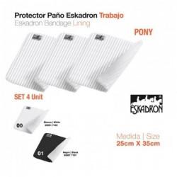 PROTECTOR PAÑO ESKADRON TRABAJO PONY 63501 7103 BL