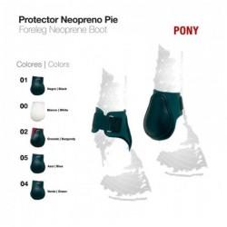 PROTECTOR NEOPRENO PONY PIE 4894S51P