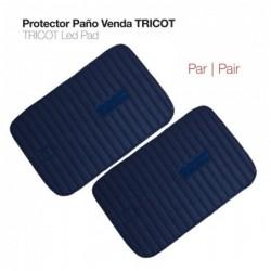 PROTECTOR PAÑO VENDA TRICOT 30x45 PAR AZUL