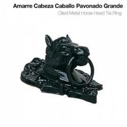 AMARRE CABEZA CABALLO PAVONADO GRANDE