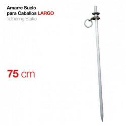 AMARRE SUELO PARA CABALLOS LARGO 75cm.