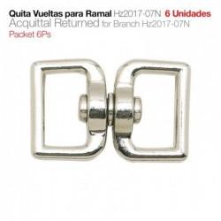 QUITA VUELTAS PARA RAMAL HZ2017-07N 6uds