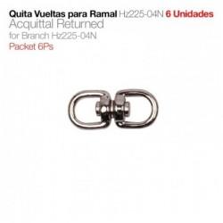 QUITA VUELTAS PARA RAMAL HZ225-04N 6uds