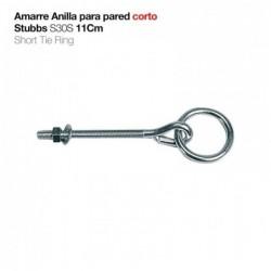 AMARRE ANILLA PARA PARED CORTO STUBBS S30S 11cm