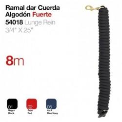 RAMAL DAR CUERDA ALGODÓN FUERTE 54018 8m