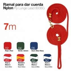 RAMAL DAR CUERDA NYLON 8006G 7m