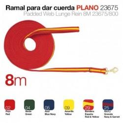 RAMAL DAR CUERDA ALGODÓN PLANO 23675 8m