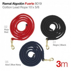RAMAL ALGODÓN FUERTE 8019 3m
