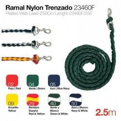RAMAL NYLON TRENZADO 23460F 2.5m