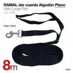 RAMAL DAR CUERDA ALGODÓN PLANO 23605 8m