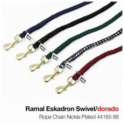 RAMAL ESKADRON SWIVEL/DORADO 44165