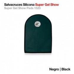 SALVACRUCES SILICONA SUPER GEL SHOW NEGRO