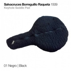SALVACRUCES BORREGUILLO RAQUETA 1509 NEGRO
