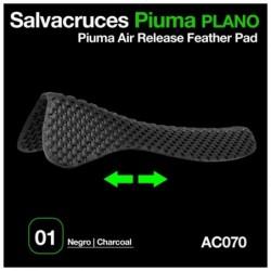 SALVACRUCES PIUMA PLANO AC070 NEGRO