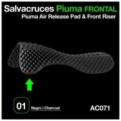 SALVACRUCES PIUMA FRONTAL AC071 NEGRO