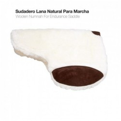 SUDADERO LANA NATURAL PARA MARCHA S00080
