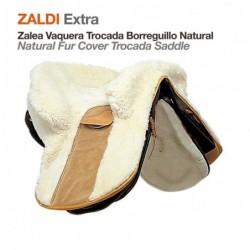 ZALEA ZALDI EXTRA TROCADA BORREGUILO NATURAL